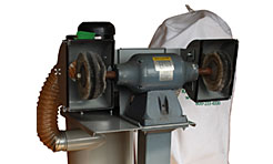 Industrial Air Filtration - Dry Dust Collectors