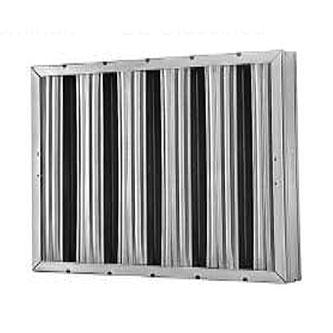 Four Layer Metal Baffled Moisture/Mist Filter