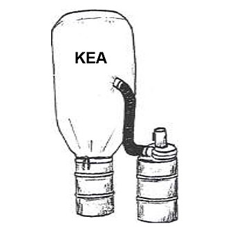 KEA Industrial Environmental Air Filter Bags