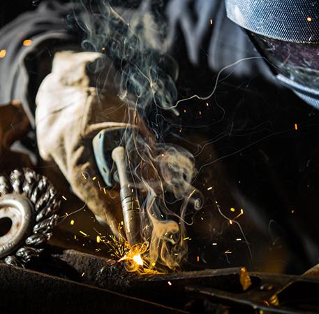 Industrial Welding Down Draft Table