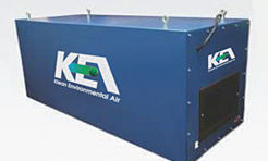 Industrial Air Filtration - Air Cleaners
